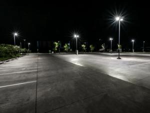 Outdoor Car Park LED Lighting